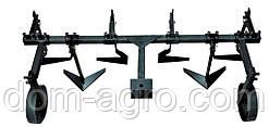 Пропольник 2-рядный с оп колесами (КУ8)
