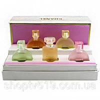 Набор духов Chanel 5в1,Подарочный набор Chanel Chance Eau De Parfum-Suit 5 в 1