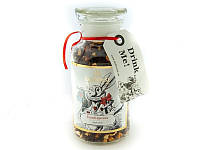 Чай фруктовый Teahouse Белый кролик (в стеклобанке,190г)