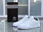 Мужские кроссовки Adidas La marque (белые), фото 4