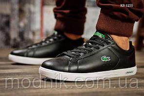 Чоловічі кросівки Lacoste Sport (чорно/білі)