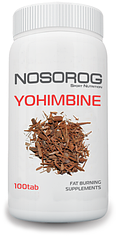 NOSOROG Йохимбин Yohimbine 100 tabs