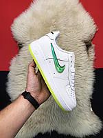 Nike Air Force 1 White Green