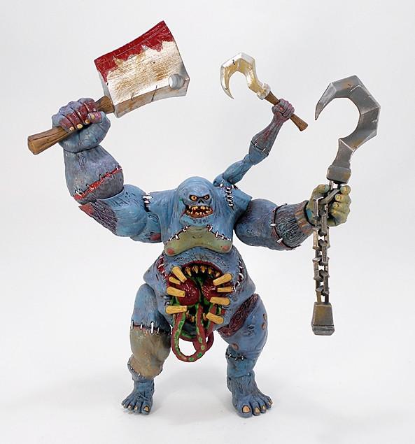 Фигурка Neca Стежок Герои Бури (Варкрафт) 15 см - Stitches, Heroes of The Storm (Warcraft)