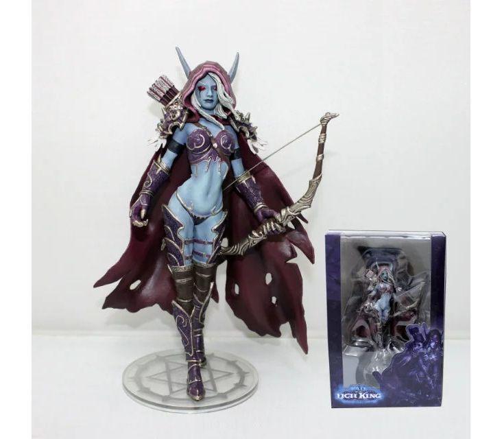 "Сильвана Ветрокрылая ""Warcraft: гнев короля Лича"" - Sylvanas WindRunner, Wrath of the Lich King, Warcraft"