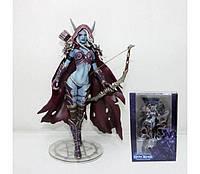 "Сильвана Ветрокрылая ""Warcraft: гнев короля Лича"" - Sylvanas WindRunner, Wrath of the Lich King, Warcraft, фото 1"
