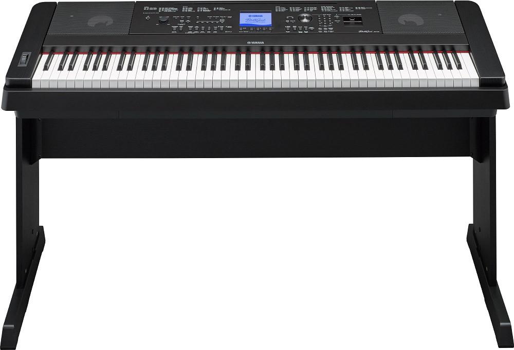 Цифрове піаніно YAMAHA DGX660B + адаптор
