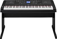 Цифрове піаніно YAMAHA DGX660B + адаптор, фото 1