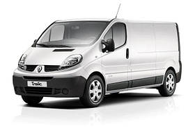 Renault Trafic / Opel Vivaro / Nissan Primastar (2001-2014)