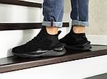 Мужские кроссовки Adidas Y-3 Kaiwa (черные), фото 4