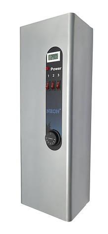 Электрокотел NEON Classik Series 9 кВт 220в. Магнитный пускатель, фото 2