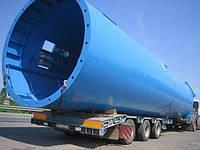 Перевозка негабаритных грузов, спецтехники, оборудования
