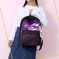 Рюкзак для школы с космосом