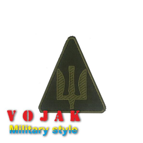 """Шеврон """"Воздушные силы ВСУ"""" полынь"""