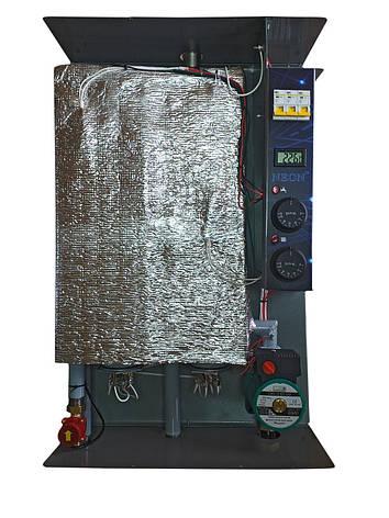 Двухконтурный котел TM NEON Classik WCSM/WH 15/15 кВт. Модульный контактор (с проточным нагревом воды), фото 2