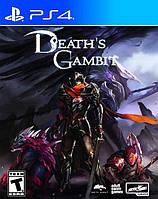 Death's Gambit (PlayStation 4, Английская версия)
