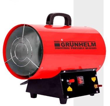 Тепловая пушка Grunhelm GGH-15 (газовая)