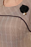 Платье женское Кантата карамель, фото 7