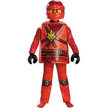 Кай з LEGO Ниндзяго, дитячий карнавальний костюм (код 45/15)