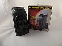 Обогреватель портативный керамический Handy heater (Хенди хитер) 400 Ватт с пультом, фото 7