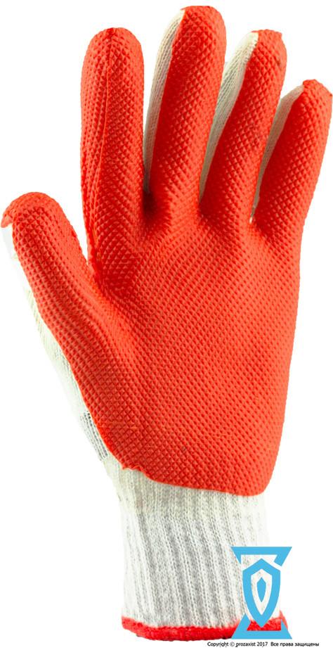 Перчатки рабочие стекольщика (Польша)