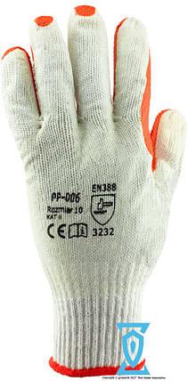 Перчатки рабочие стекольщика (Польша), фото 2