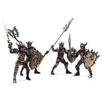 """Набор героев """"Dragon Knight"""", 4 рыцаря 8910-107"""
