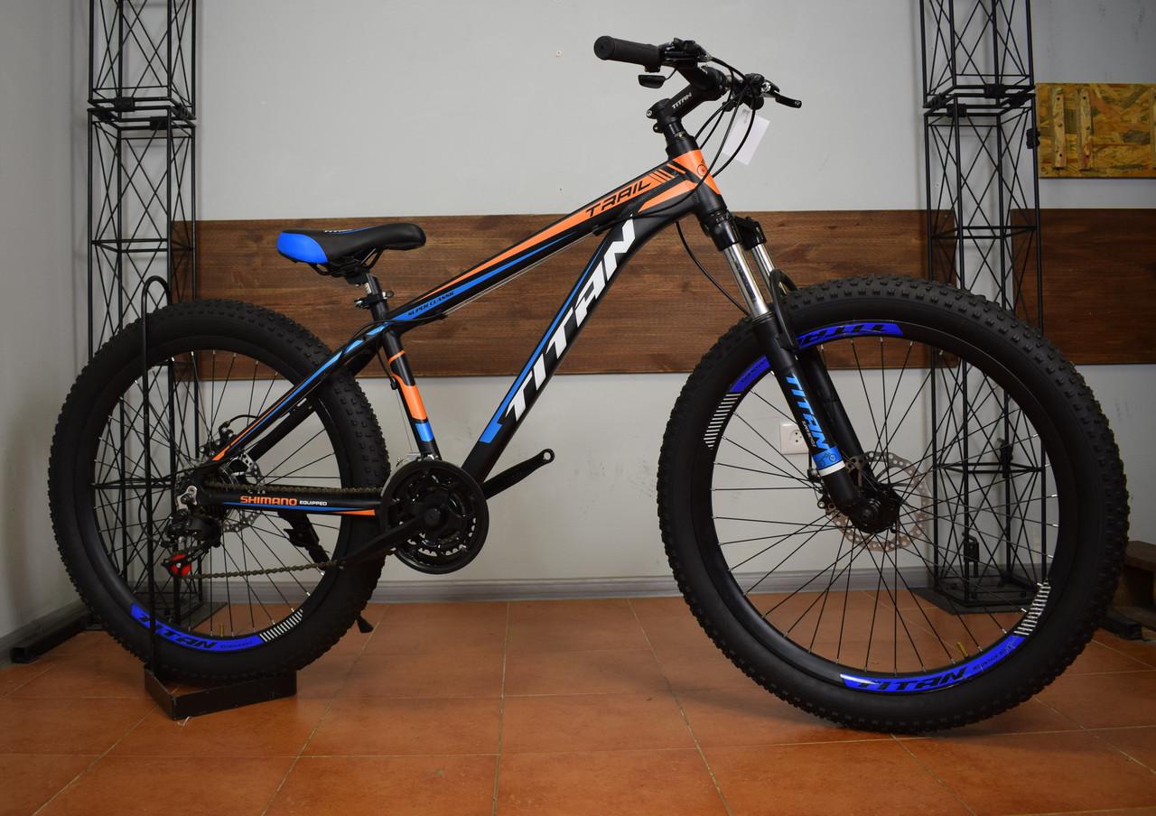 """Горный велосипед 29+"""" Titan Trail"""
