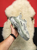 Balenciaga Triple S Clear Sole Gray
