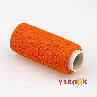 Нитка резинка (цвет: оранжевый)