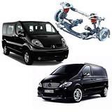 Какая подвеска дороже в обслуживании: Renault Trafic, Opel Vivaro, Nissan Primastar 1.9-2.5 dci или Mercedes-Benz Vito w639 2.2-2.3 cdi