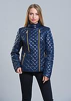 Куртка женская №11 (синий), фото 1