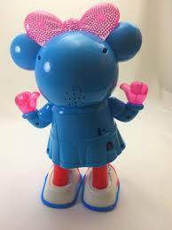Интерактивная игрушка танцующая Minnie Mouse Music Dance мини маус, фото 2