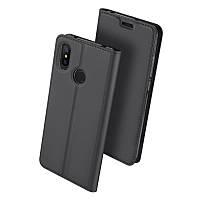 Кожаный чехол-книжка Dux Ducis с карманом для Xiaomi Mi 8 SE (выбор цвета)