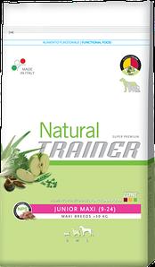 Сухий корм Trainer Natural корм для юніорів великих і гігантських порід 12 КГ