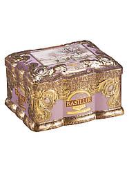Черный чай Basilur Чароит, коллекция Ларец, ж/б 100г