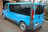Рейлінги чорні (пласт. ніжки, коротка база) Renault Trafic, Opel Vivaro, 2001-2014, DDU HP077, фото 8