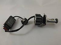 Світлодіодні лампи LedT6-H4 LED (ближній/дальній) 6000 K/ 35 W, фото 4