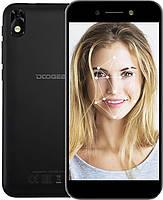 "Мобильный телефон Doogee X11 Black 5"" RAM: 1Mb ROM:8Gb Quad-core 2250мАч Face ID"