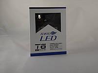 Світлодіодні лампи LedT6-H4 LED (ближній/дальній) 6000 K/ 35 W, фото 6