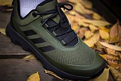 Мужские кроссовки Adidas Climaproof Green ( Реплика )