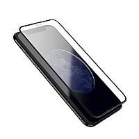 Защитное стекло 5D (Full Glue) Apple iPhone 11 Pro Черный