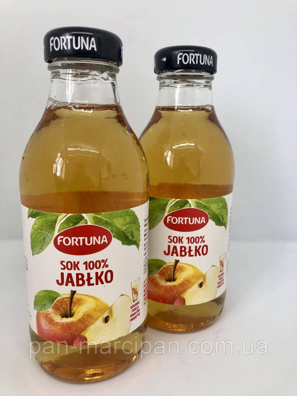 Сік Fortuna яблуко 300 мл