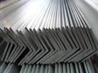 Уголок алюминиевый АД31=10-160мм