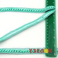Тесьма самоса 1,8см.(цвет: мятный), цена за 1 метр