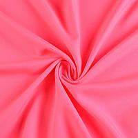 Поликоттон стрейч розовый неон, ш.154 ( 14238.001 )