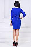 Женское нарядное платье,ткань креп-дайвинг,размеры:44,46., фото 9