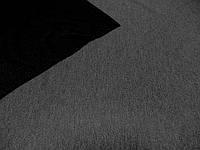 Футер двунитка (т. серый) меланж (арт. 05470) в отрезах