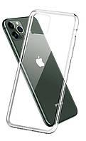 Прозорий силіконовий чохол Apple iPhone 11 Pro Max