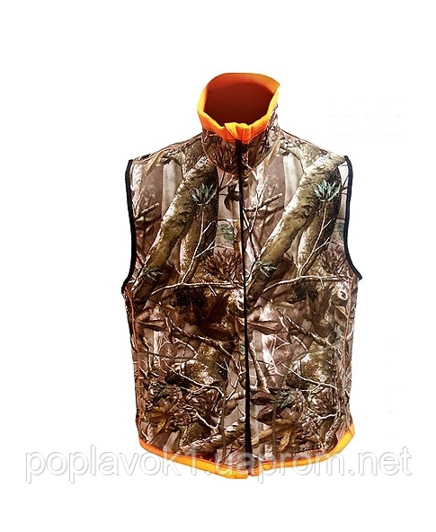 Жилет Norfin Huntinh Reversable Vest Passion/Orange (XXL)